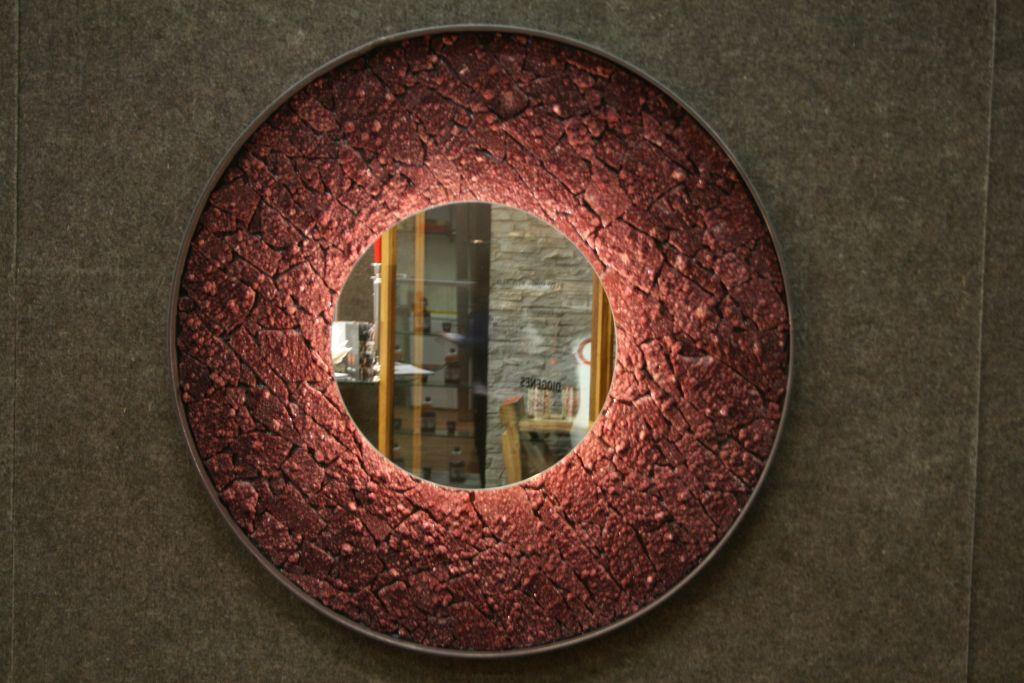 weinsteinspiegel rund fm224 diogenes helmut pramstaller. Black Bedroom Furniture Sets. Home Design Ideas