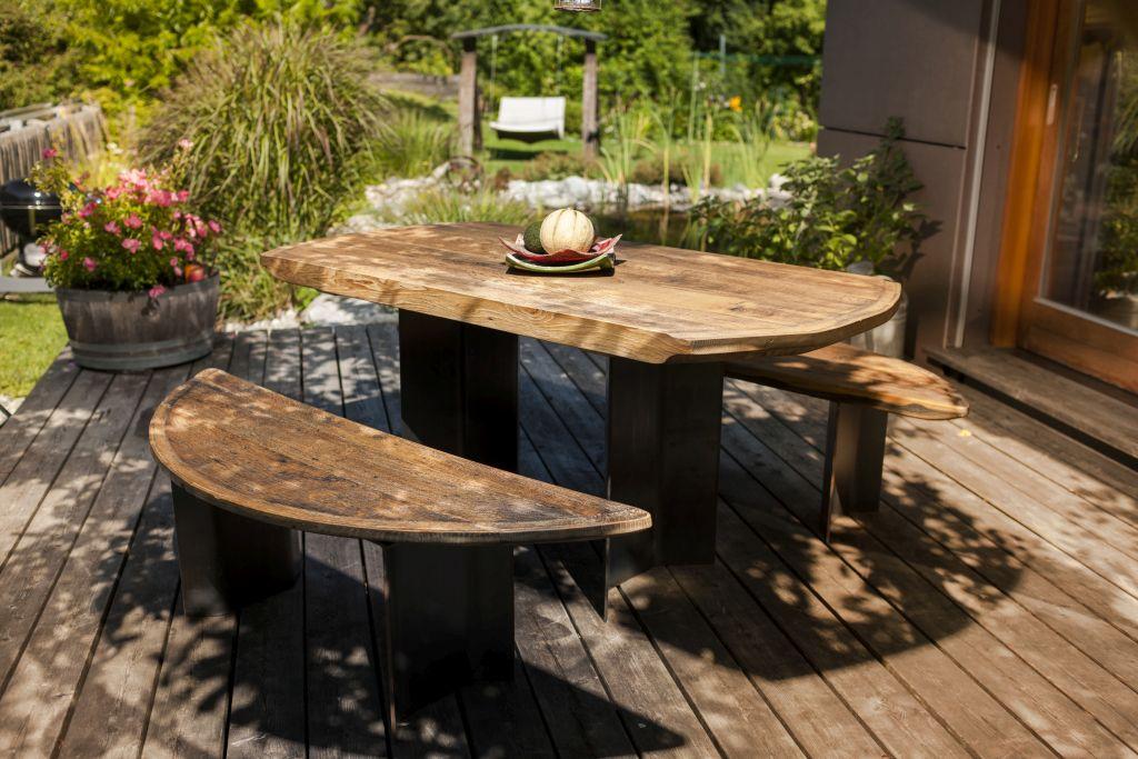 gartensitzgruppe diogenes helmut pramstaller. Black Bedroom Furniture Sets. Home Design Ideas